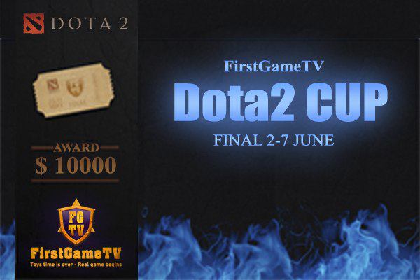FirstGameTV DOTA 2 CUP Prices