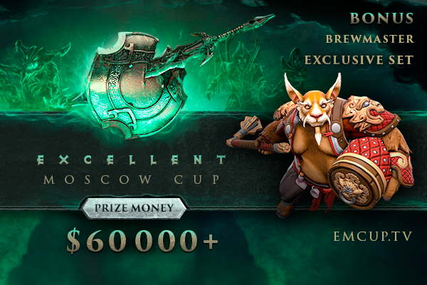 Buy & Sell Excellent Moscow Cup Season 2