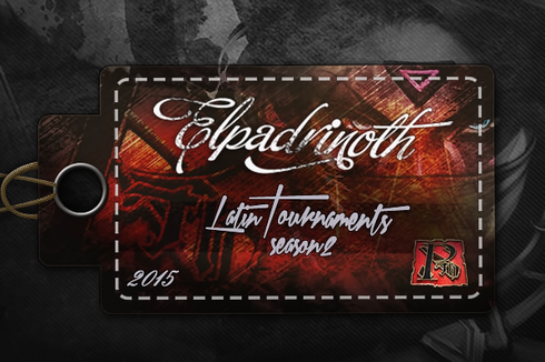 Elpadrinoth Latin Tournaments Season 2 Prices