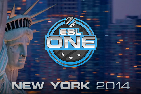 Buy & Sell ESL One New York 2014