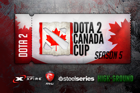 Buy & Sell Dota 2 Canada Cup Season 5