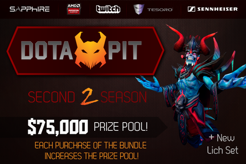 Buy & Sell Dota Pit League Season 2