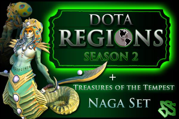 Dota Regions: Season 2 Prices