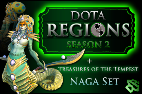 Dota Regions: Season 2 Prices