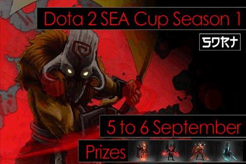 Dota 2 SEA Cup Season 1 Prices