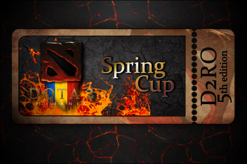 Buy & Sell Dota 2 Romania 5 - Spring Cup Ticket