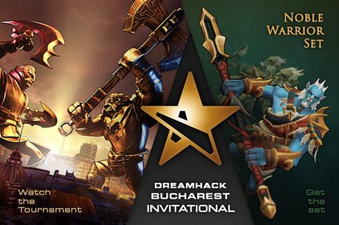 DreamHack Bucharest 2014 Invitational - No Contribution Price