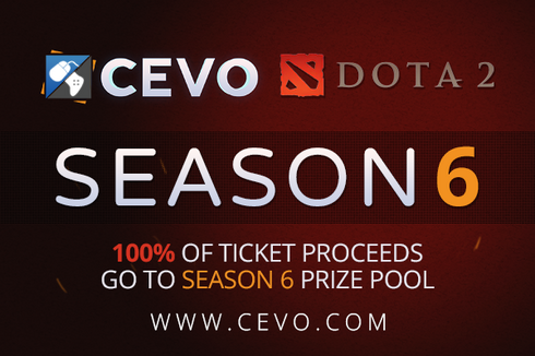 Buy & Sell CEVO Season 6 Ticket