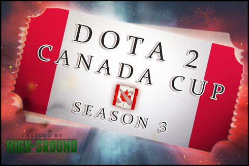Dota 2 Canada Cup Season 3 Ticket Prices