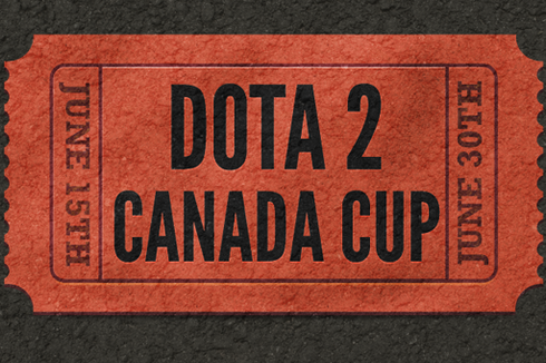 Buy & Sell Dota 2 Canada Cup
