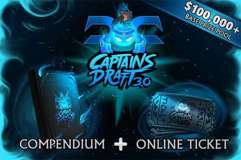 Captains Draft 3.0 Presented by DotaCinema & MoonduckTV Prices