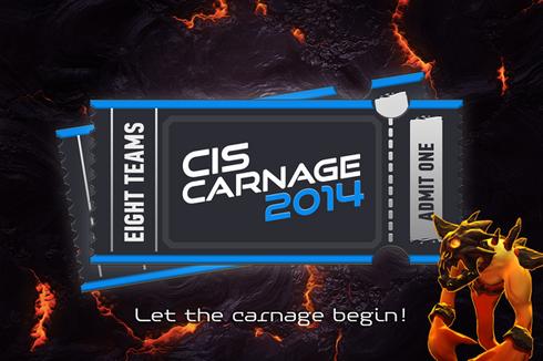 CIS Carnage 2014 Bundle Price