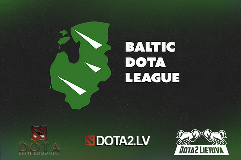 Buy & Sell Baltic Dota League Season2