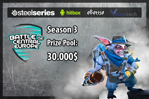 Battle of Central Europe Season 3 Price