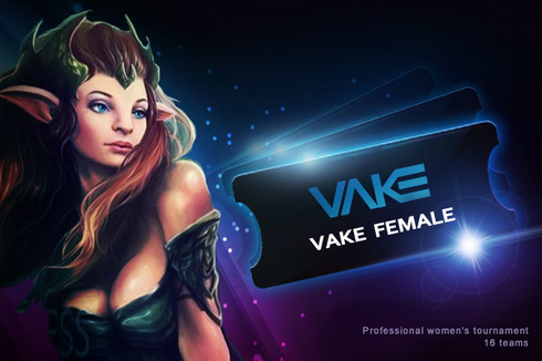 Vake Female Tournament Prices