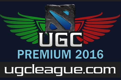 Buy & Sell UGC League Dota 2 Premium 2016