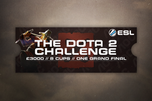 UK Dota 2 Challenge Prices
