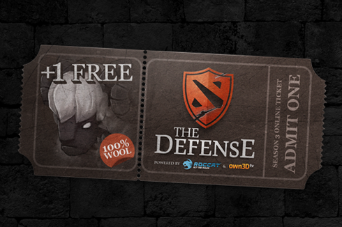 Buy & Sell The Defense 3