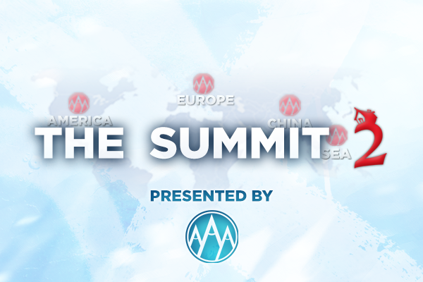 Buy & Sell The Summit 2 Ticket