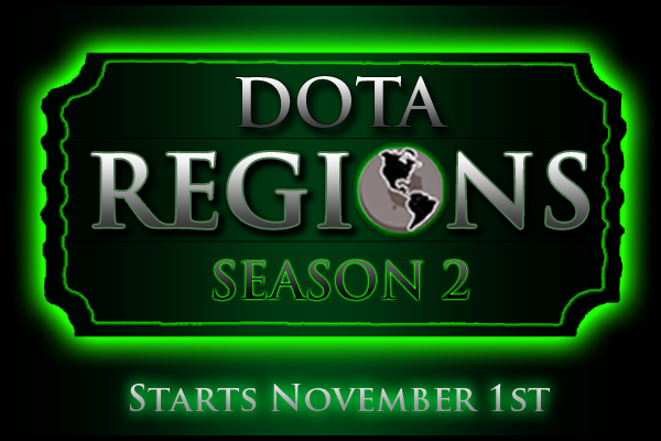 Dota Regions: Season 2 Ticket Prices