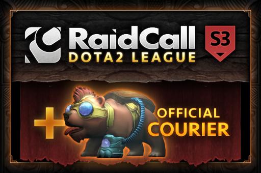 RaidCall Dota 2 League Season 3 Prices