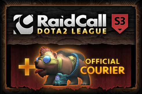 RaidCall Dota 2 League Season 3 Prices