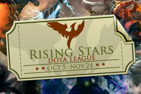 Rising Stars Dota League Prices