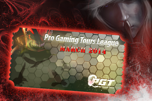 Buy & Sell Pro Gaming Tours League March Ticket
