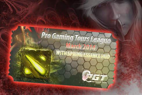 Pro Gaming Tours League March Price