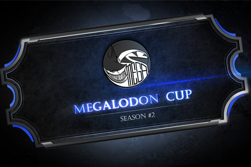 Buy & Sell Megalodon Cup Season 2 Ticket