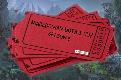 Buy & Sell Macedonian Dota 2 Cup 5