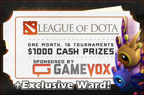 League of Dota Season 6 Price