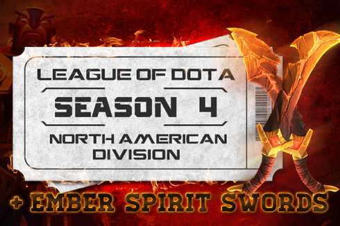 Buy & Sell League of Dota Season 4