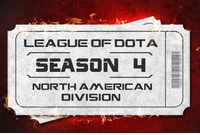 League of Dota Season 4 Ticket