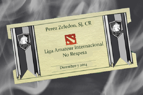 Liga Amateur Internacional No Respeta Prices