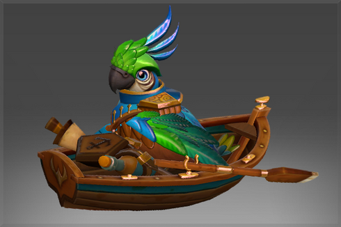 Buy & Sell Lt. Squawkins Rowboat Upgrade