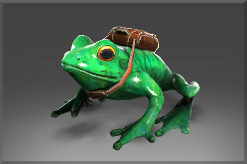 Buy & Sell Unusual Skip the Delivery Frog