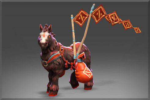 Buy & Sell Inscribed Redhoof