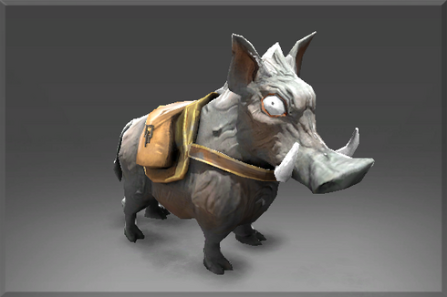Buy & Sell Inscribed Mighty Boar