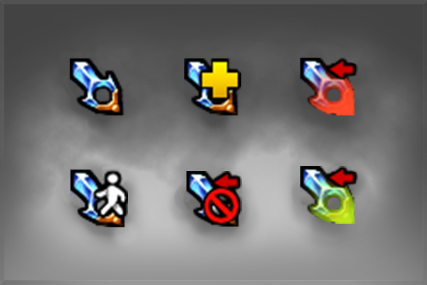 Buy & Sell Genuine DAC 2015 Crystal Maiden Cursor Pack