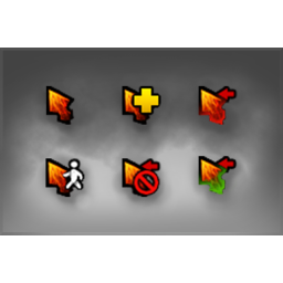 Genuine DAC 2015 Chaos Knight Cursor Pack image