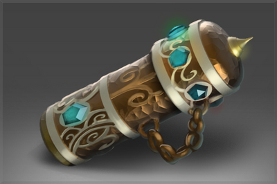 Expired Ancient Scroll Case