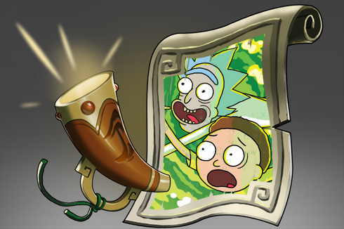 Rick and Morty Announcer Pack Price