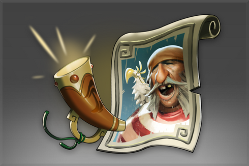 Buy & Sell Cursed Announcer: Pirate Captain