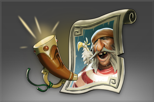 Buy & Sell Frozen Announcer: Pirate Captain
