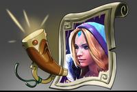 Announcer: Crystal Maiden