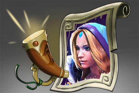 Crystal Maiden Announcer Pack Price