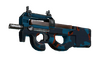 StatTrak™ P90 | Blind Spot (Battle-Scarred)