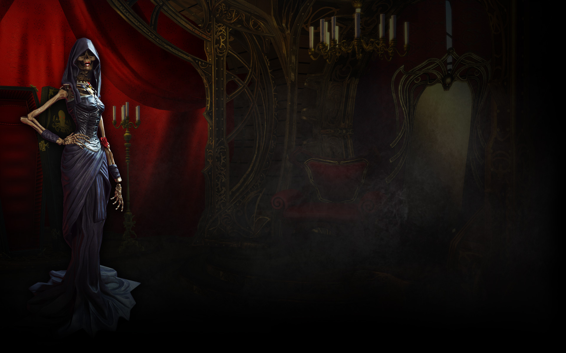 Ophelia the Undead Princess