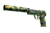 StatTrak™ USP-S | Overgrowth (Factory New)